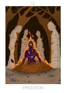 12 Immolation