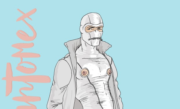 Fantomex_Coloured